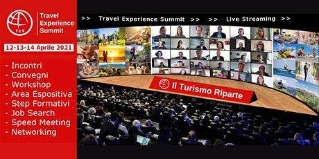 Travel Experience Summit tickets
