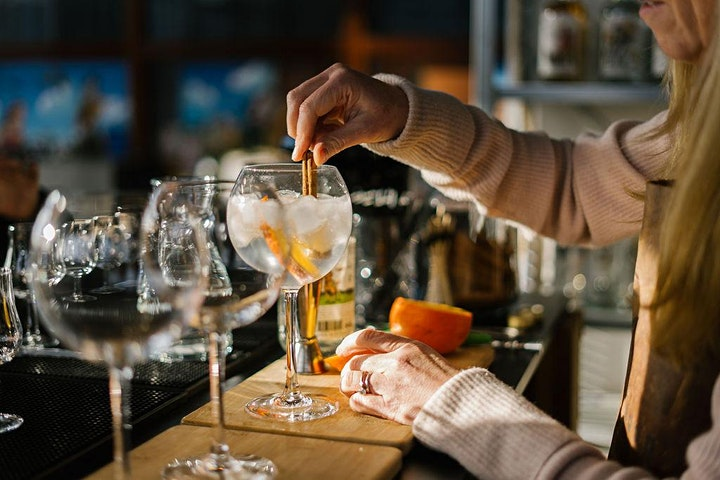 Driftwood Gin Tasting Experience image