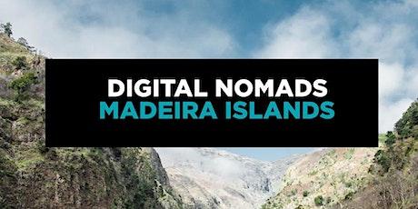 Calling all Hosts! Accommodate Digital Nomads on Madeira Island bilhetes