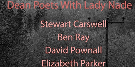 Dean Poets With Lady Nade tickets