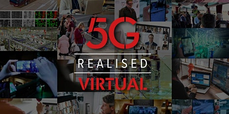 Virtual Workshop - Manufacturing and 5G tickets