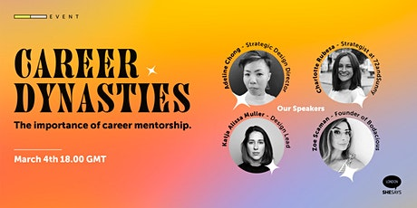 Career Dynasties - The importance of career mentorship tickets