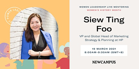 Virtual Mentoring | Power Ladies Breakfast with Siew Ting Foo tickets