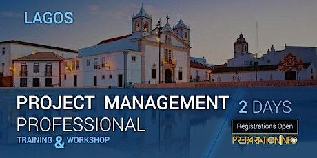 PMP Classroom Training Program in Lagos, Nigeria tickets