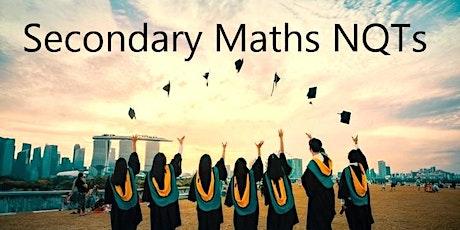 Secondary Maths NQT tickets