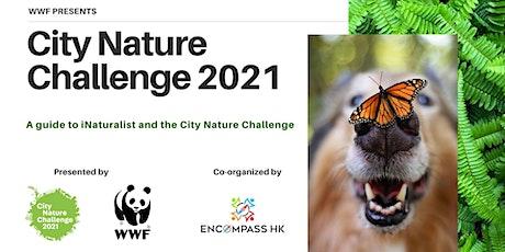 City Nature Challenge 2021 tickets