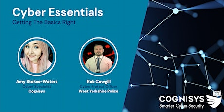 Cyber Essentials - Getting The Basics Right tickets