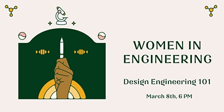 Women In Engineering: Design Engineering 101 tickets