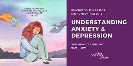 Understanding Anxiety and Depression tickets