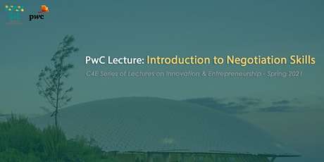 PwC Lecture: 'Introduction to Negotiation Skills' tickets