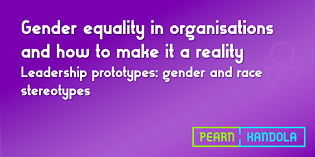 Leadership prototypes: gender and race stereotypes tickets