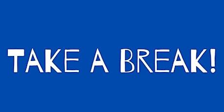 Take a Break: Poetry Workshops tickets