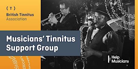 Musicians' Tinnitus Support Group tickets