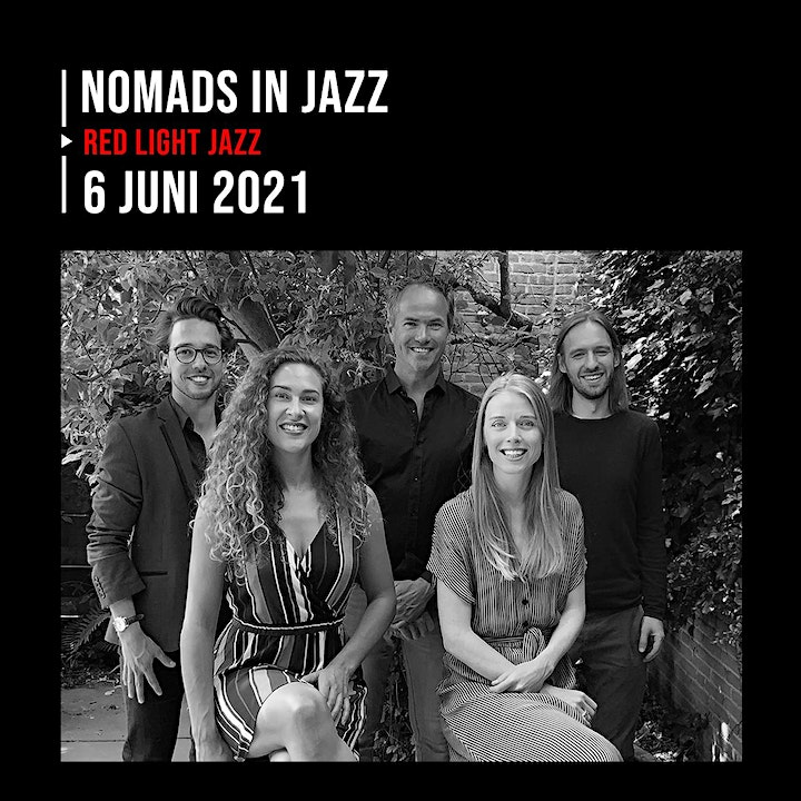 Afbeelding van TOBACCO SMOKEY JAZZ CLUB PRESENTS: NOMADS IN JAZZ – RED LIGHT JAZZ