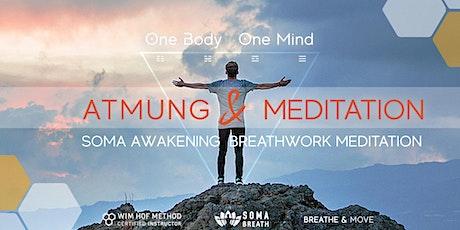 "SOMA ATEM MEDITATION |""BREATHE in BEATS"" Tickets"