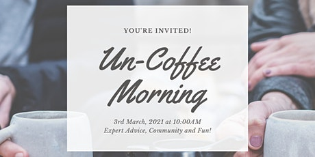 Un-Coffee Morning: An Information Morning for Bladder Pain Patients tickets