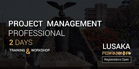 PMP Classroom Training Program in Lusaka, Zambia tickets