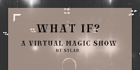 Copy of Deception - A Virtual Magic Show tickets