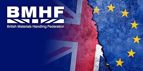 UKCA and EU Marking Webinar Update - Online. tickets