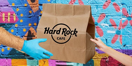 Hard Rock Cafe Delivery tickets