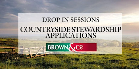 Countryside Stewardship Drop in Sessions tickets