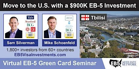 U.S. Green Card Virtual Seminar – Tbilisi, Georgia tickets