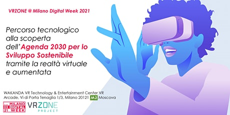 VRZONE @ Milano Digital Week 2021 tickets