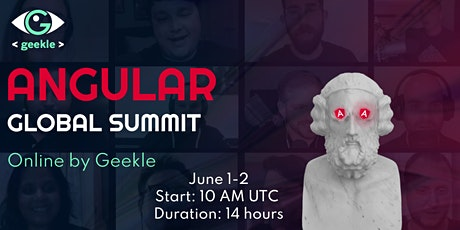 Angular Global Summit tickets