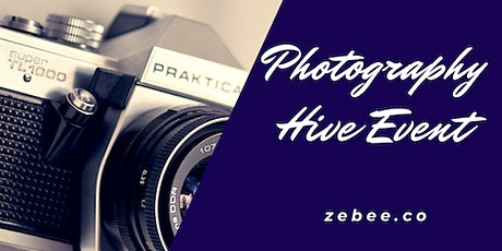 Photography Knowledge-Sharing Session - Social Media Presence tickets