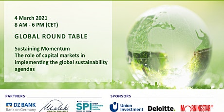 Global Round Table - 4 March 2021 tickets