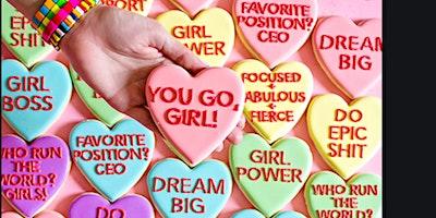 International Womens Day - Cookie Baking