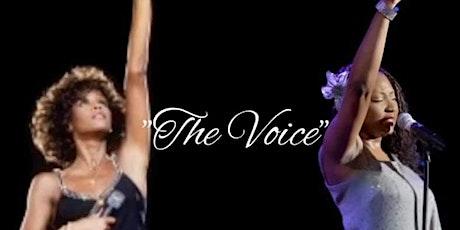 Kellie J  presents - Whitney Houston Tribute Show tickets