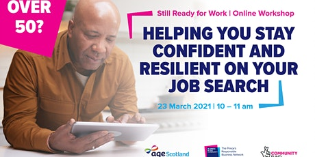 Still Ready for Work | Helping you stay Confident tickets