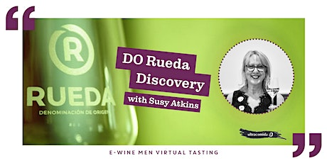 DO Rueda Discovery with Susy Atkins tickets