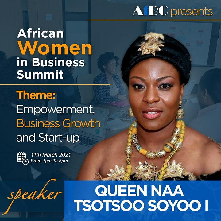 AfBC African Women in Business Summit 2021 image
