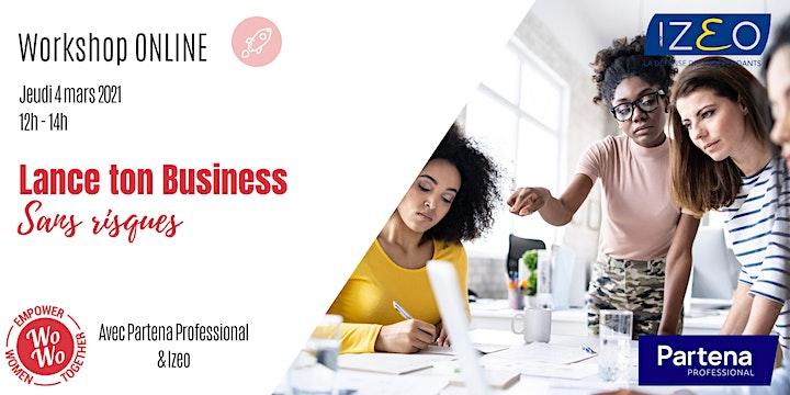 Image pour Lance ton Business sans risques © PARTENA PROFESSIONAL