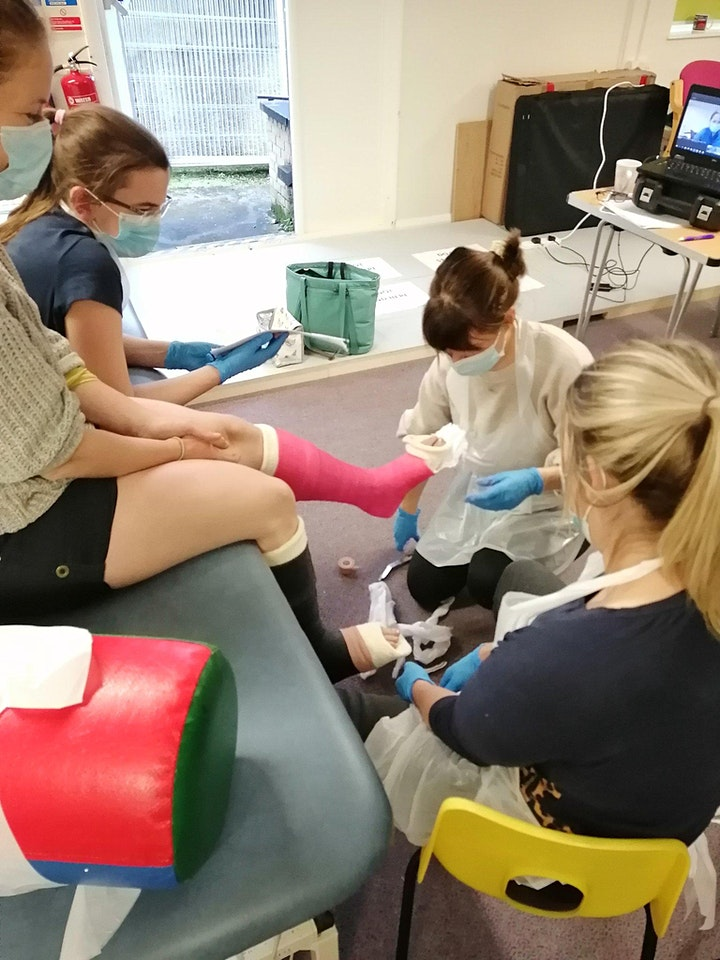 A&S Showcase: Physiotherapy-led local serial casting service image