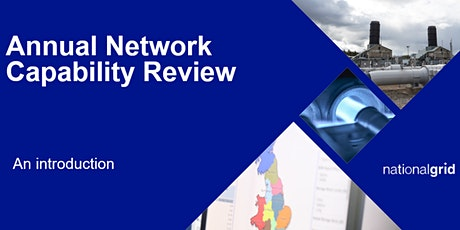 NGG: Introducing the Annual Network Capability Review (ANCAR) tickets