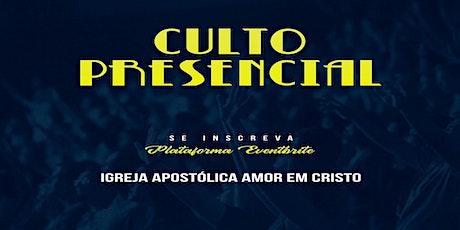 Culto de Celebração - 07/03/2021 ingressos