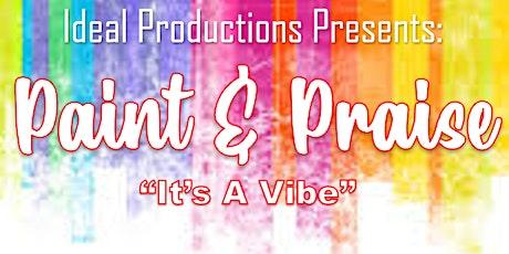 Paint & Praise tickets