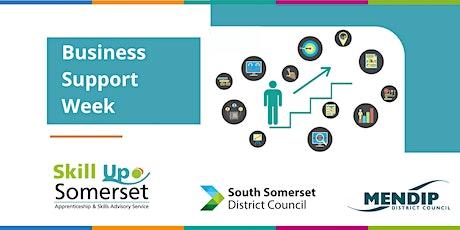 Business Support Week - Skills & Training tickets