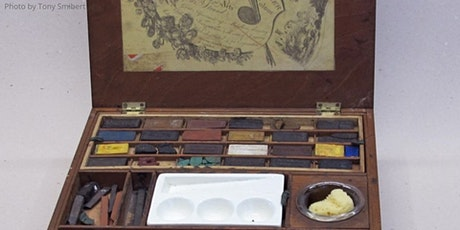 Watercolour Materials: History and Use tickets