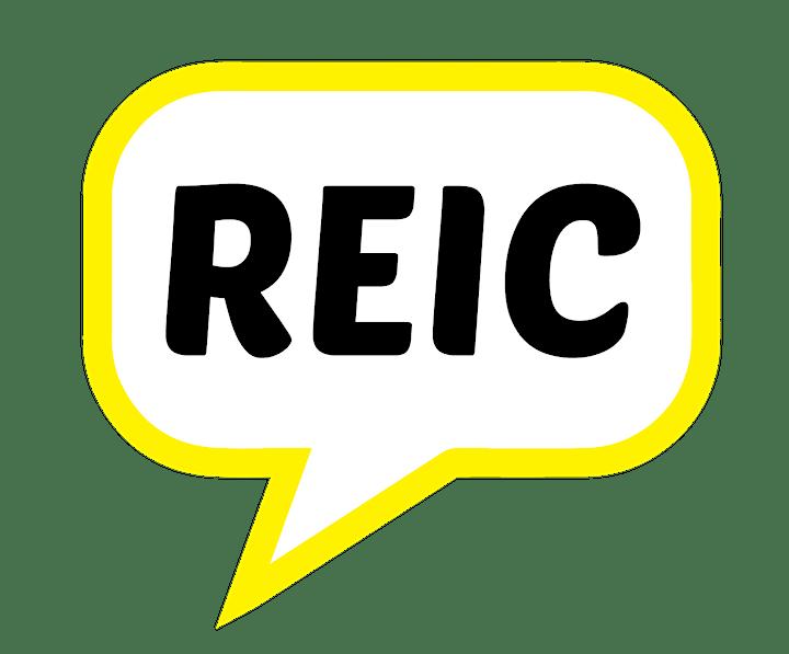 REIC : ocáid dhátheangach le filí - bilingual event with Ciara Ní É image
