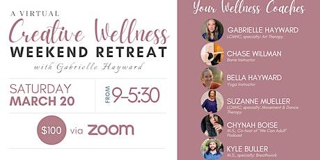 Creative Wellness Virtual Retreat tickets