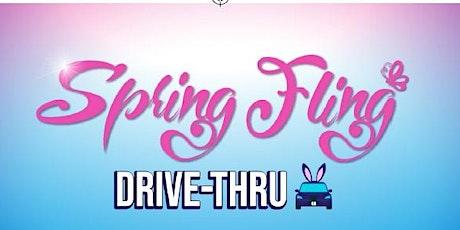 Drive-Thru Spring Fling tickets