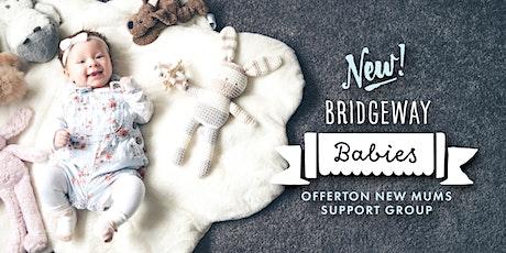 Bridgeway Babies: Thursday 4th - 10.30am tickets