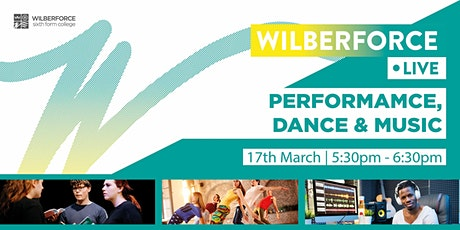 Wilberforce LIVE - Performance, Dance & Music tickets