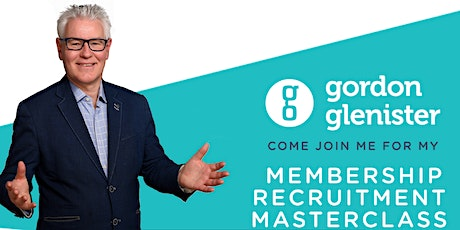 Membership Recruitment Masterclass tickets