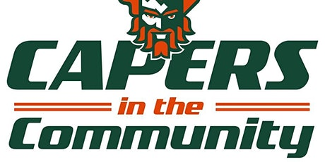 Capers in the Community Mobile Multisport program  Ages 0-4 tickets