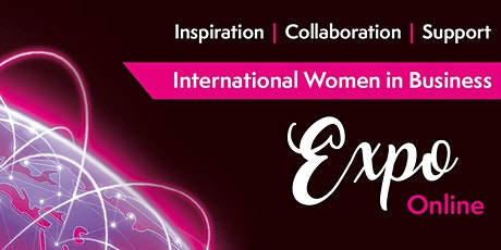 International Women In Business - EXPO tickets